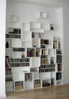 Customer pictures - Satiesfied CUBIT customers present their shelves. - CUBIT Shop