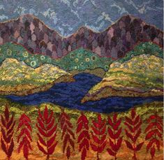 margaret kenny rag rugs - Google Search                                                                                                                                                      More