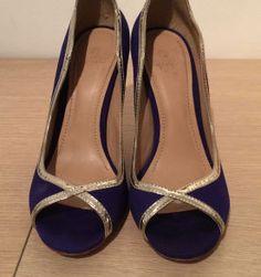 sapato peeptoe my shoes