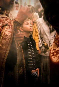"""The following """"tips"""" were written by Mother Pelagia of Lesna Convent, who prefaces them with the remark: """"Orthodox families train their..."""