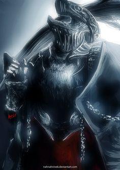 Dark Souls - Havel's custom by nahnahnivek.deviantart.com on @deviantART