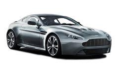Aston Martin Vantage V8 - Car and Driver