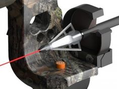 The latest bowhunting.com information regarding NEW Spot-On Laser Broadhead will turn Heads in 2011