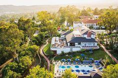 Looking for a 'feel-good Californian spa'? Then head to Belmond El Encanto...