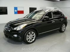Infinity EX 35 Journey. Just bought the best car ever! Can't wait 4 months to drive it! YAY
