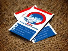 Carti de vizita Spalatorie Auto