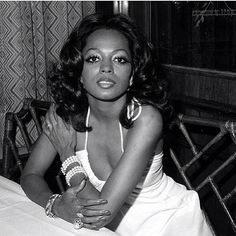 Beautiful pic of Diana Ross