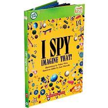 "LeapFrog TAG Activity Storybook - I Spy Imagine That! - LeapFrog - Toys ""R"" Us"