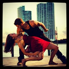 Step Up Revolution I <3 this part in the movie