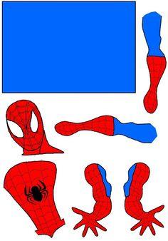 wc rol Spiderman (aangepast)