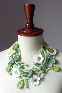 Crochet Patterns: Necklaces - Free Crochet Patterns