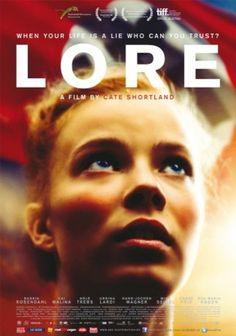 Lore - 22 april 2013 - Ondanks thema komt het verhaal niet echt uit de verf. Beelden zijn wel erg mooi en treffend geacteerd door jonge acteurs. ***