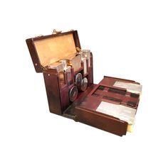 Louis Vuitton Vanity Case   Daniels Antiques