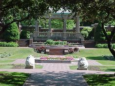 Rose Garden at Lynch Park, Beverly,MA.played here as child.