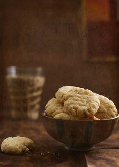 Coconut-Cardamom Cookies