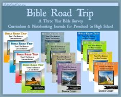 Bible Road Trip is a three-year Bible survey curriculum for preschool to high school! Get all your questions answered here.