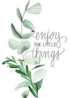 Enjoy the little things quote, inspirational quotes, words of wisdom, motivation Handy Wallpaper, Sea Wallpaper, Wallpaper Backgrounds, March Backgrounds, Watercolor Wallpaper Iphone, Phone Wallpaper Cute, Iphone Wallpaper Quotes Bible, Pretty Phone Backgrounds, Green Wallpaper