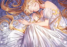 Princess Moon   Kaminary [pixiv]