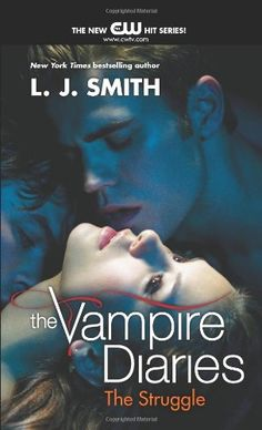 Book 2 of the first Vampire Diaries trilogy
