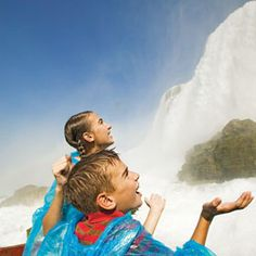 A Weekend in Niagara Falls, ideas from familyfun.go.com