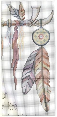web of life 2 Perler Patterns, Embroidery Patterns, Cross Stitch Patterns, Cross Stitching, Cross Stitch Embroidery, Native American Patterns, Budget Planer, Cross Stitch Needles, Iron On Applique