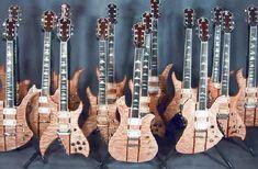 BC Rich Guitars