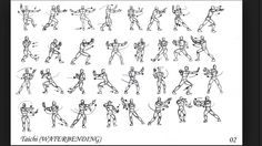Post with 5694 votes and 192026 views. Tagged with , , , ; Shared by YellowSnowman. The martial arts of bending: Part 2 - Water Pose Reference, Drawing Reference, Water Bending, Marshal Arts, Avatar World, Mechanical Art, Avatar The Last Airbender, Avatar Aang, Action Poses