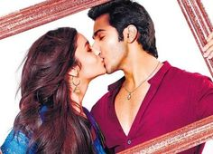 Varun Dhawan Has The Cutest First Kiss