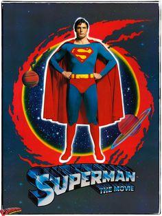 SUPERMAN 1978 POSTER 6/14/2016 ®....#{T.R.L.}