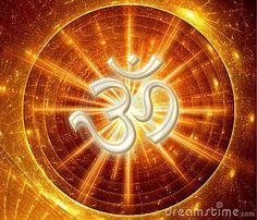 Om symbol art