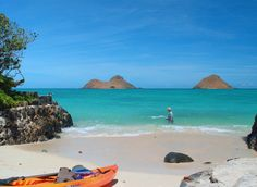 Beautiful Lanikai #beach on Oahu #Hawaii - Get tips ...