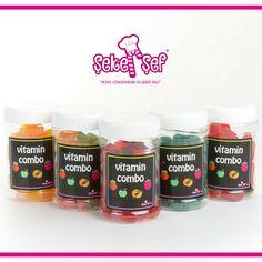 Sevdikleriniz İçin Lezzetin Vitamin Combo'sunu Yaptık! 😋🎁 Hemen İnceleyin >> https://www.sekersef.com/mesajli-bonbon-vitamin-combo/#sekersef #şekerşef #marşmelov #jelibon #hediye #buket #kişiyeözel #mesajlı #bonbon #şekerçiçek #şekerbuket #şeker