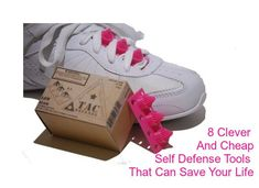 8+Cheap+And+Clever+Self+Defense+Tools+To+Keep+Women+Safe+ ... see more at InventorSpot.com