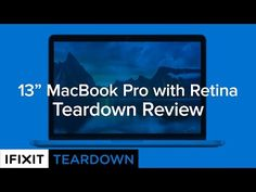 iFixit tears down the new Retina MacBook Pro - http://tchnt.uk/1L3lx4W