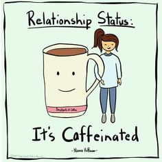 You wouldn't understand. It's caffeinated!