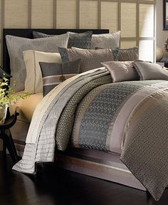 Waterford Bedding, Alana King Duvet Cover-Macy's
