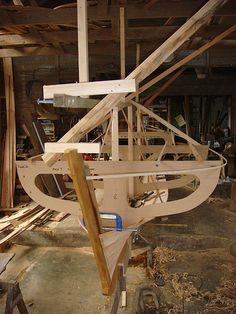 Building an Orkney yole