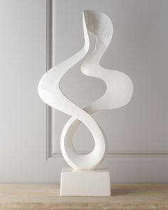 H6VL1 John-Richard Collection Free-Form Sculpture
