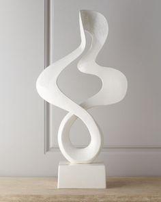 H6VL1 John-Richard Collection Free-Form Sculpture