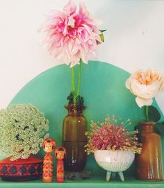 Trend Alert: Vessels with personality / Sacred Spaces <3