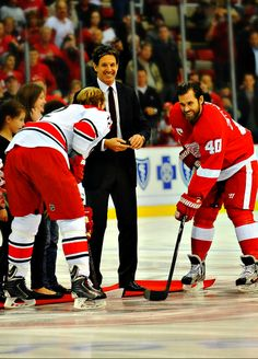 Brendan Shanahan Night (11/21/13)