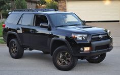 Post your black Tacoma with Bronze wheels - Tacoma World Forums