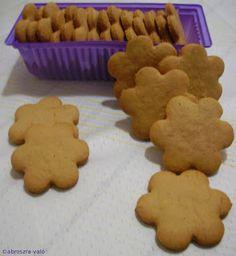 Kipróbált és bevált receptek ...: Karamellás keksz