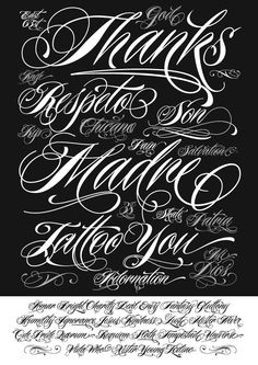 Piel Script is named one of the best typefaces of the last decade by Atypi: http://t.co/jlOgTtHk Typefaces I publish   tattoos picture script tattoo fonts