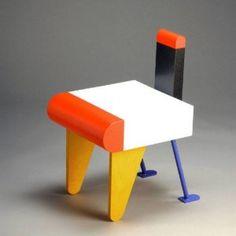 memphis, PeterShire,chair