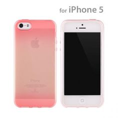 pretty ombre  Dyeing Art iPhone 5 Case (Hime/Princess)