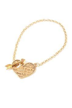 Amour Bracelet by Foxy Originals Inc.