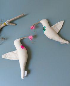 voici Kimo le colibri qui vient rejoindre les autres oiseaux de la collection   création exclusive Scalaë