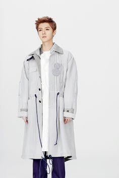 "鹿晗 Luhan ""On Call"" MV publicity photo"