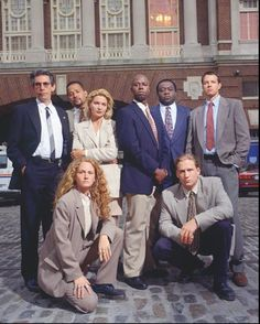 I'd rename it The Frank Pembleton hour, because that is why I tuned in faithfully on Friday nights. But overall, it was an excellent ensemble cast. Homicide: Life On The Street.